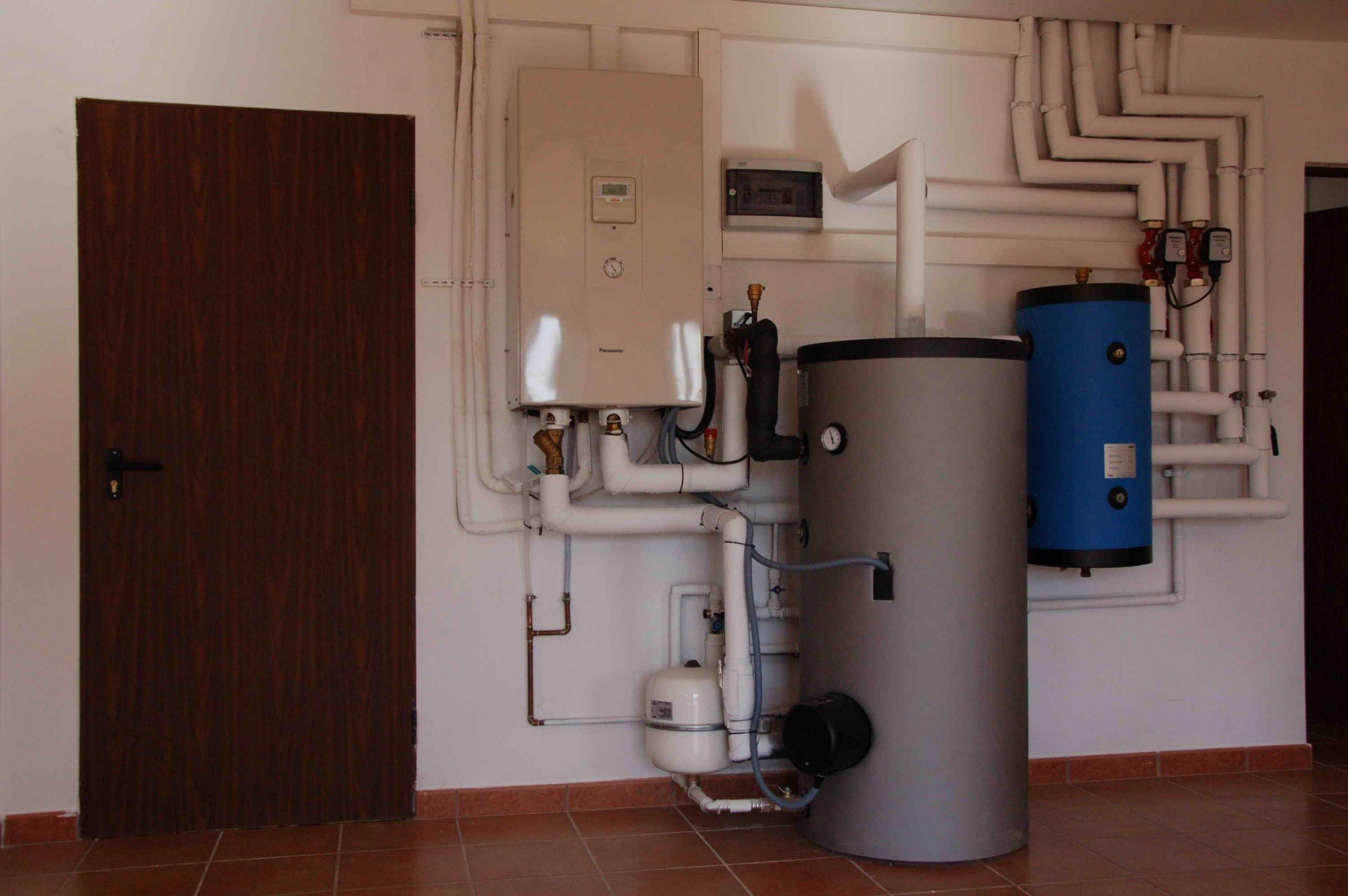 ¿Cómo funciona un hogar con un sistema de aerotermia?