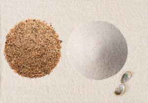 Venta de arena de Cuarzo
