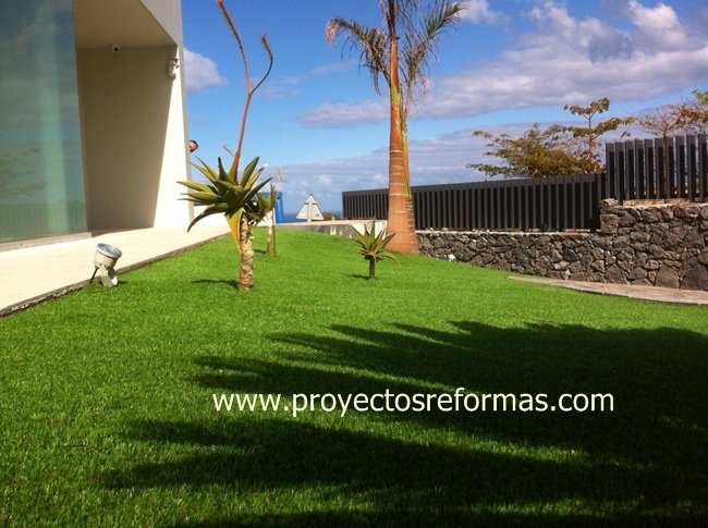 Césped Artificial Santa Cruz de Tenerife