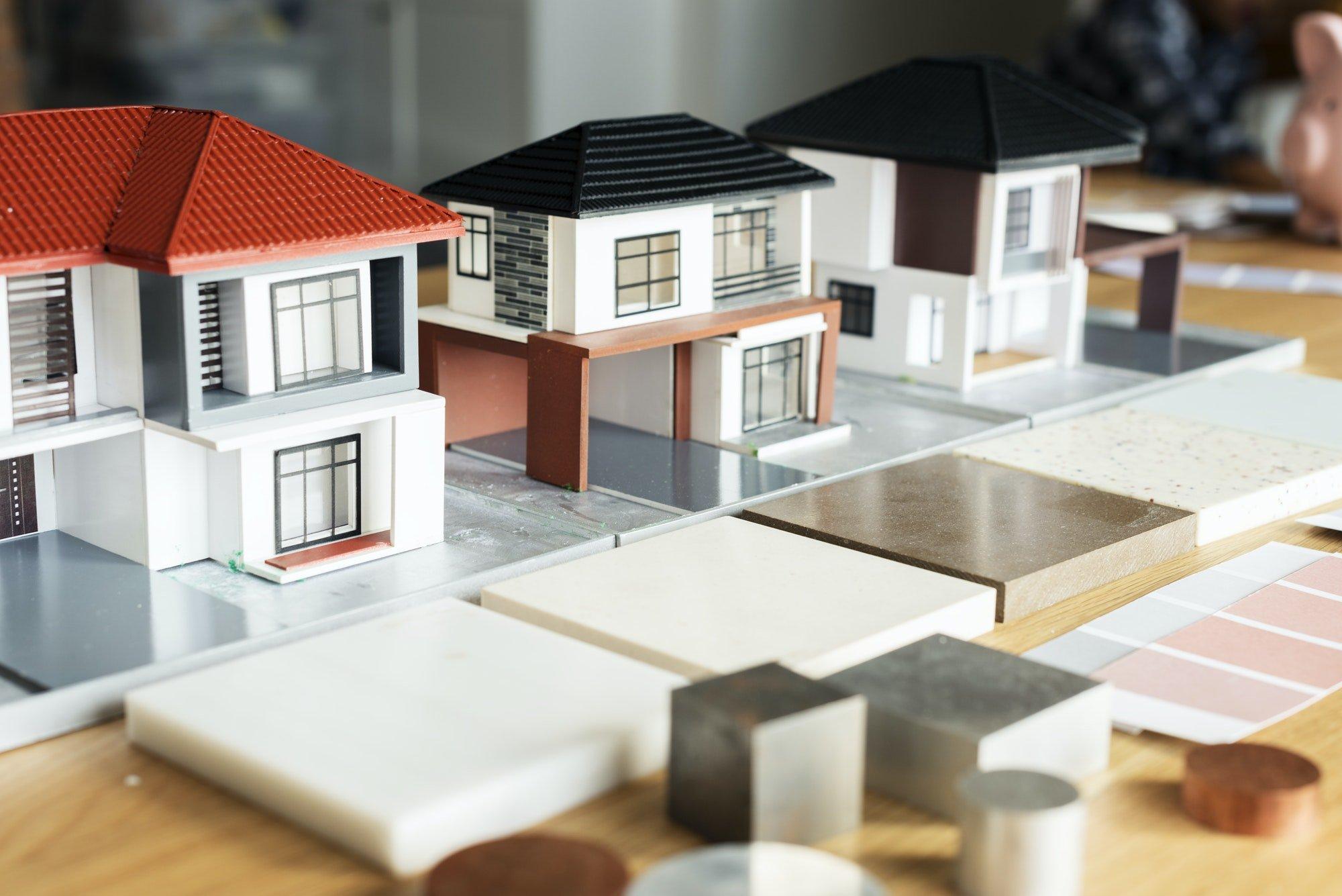Proyectos Reformas Las Palmas House models