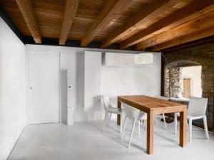 Reformas Zaragoza Interiores de una sala de estar moderna