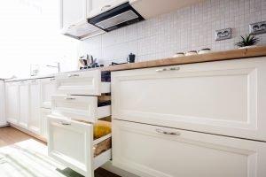Reformas Salamanca Reforma cocina moderna con electrodomésticos nuevos