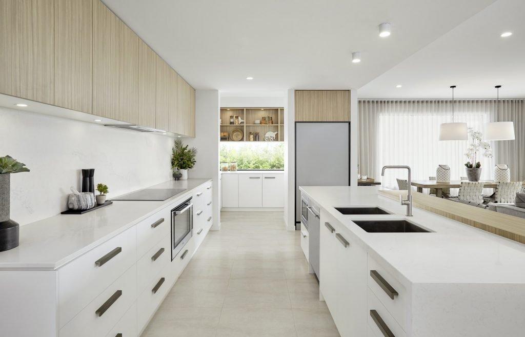 Reformas del Hogar Cocina moderna con estilo